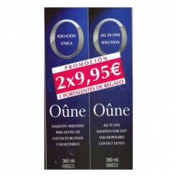 Oune einzigartige Solution Pack 2X360 Ml
