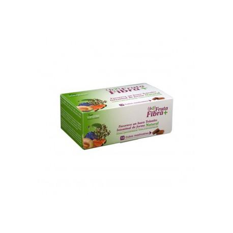 Fruta + Fibra 12 Cubos Masticables. Vaminter