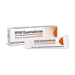 RYM Burns Cream 25 g.