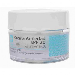 Multi-active anti-aging cream SPF 20 .50 Ml. parabolic
