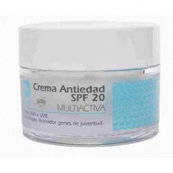Multi-active anti-aging cream SPF 20 .50 Ml. parabolic