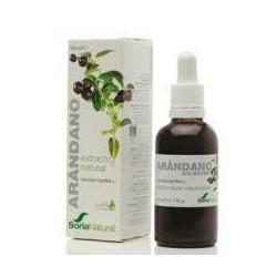 Cranberry extract. Soria Natural.
