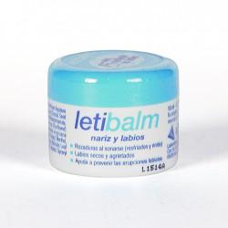 Letibalm Bálsamo Reparação nariz e lábios 10 ml