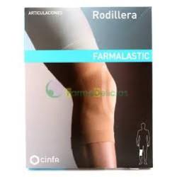 Farmalastic Rodillera Cinfa