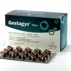 Produit Gestagyn Men 60 Caps.