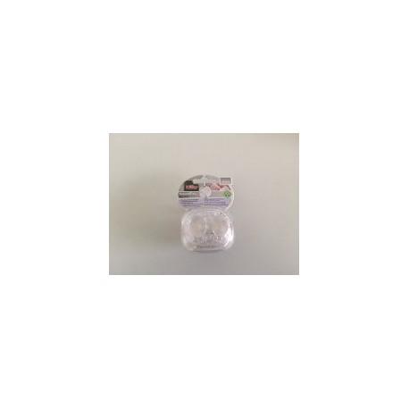 Chupete Nuby Naturalflex Pacifier Blanco 6m+