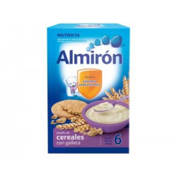 Almiron Advance Papilla Cereales con galleta 500 gr.