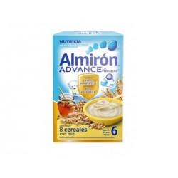 Almiron Advance Papilla 8 Cereales Y Miel 500 Gr