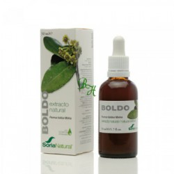 Boldo 50 ml Extrakt. Soria Natural