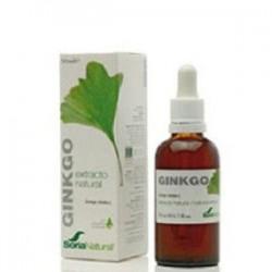 Estratto di Ginkgo Biloba · Soria naturale · 50 ml