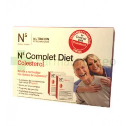 Ns Complet Diet Cholesterol 30 COMP 2 U