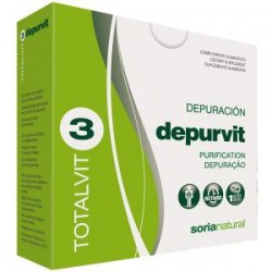 Totalvit 03 - Depurvit · Soria Natural · 28 compresse