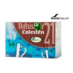 Soria natural natusor 21 colesten 20 filtros