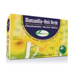 Chamomile with Anís Soria Natural