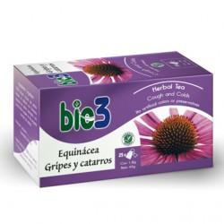 Equinácea Gripes y Catarros Bie3 25 Bolsitas