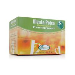 Minze Natural Poleo in der Infusion. Soria Natural