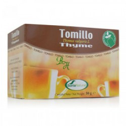 Infusiones de Tomillo Soria Natural