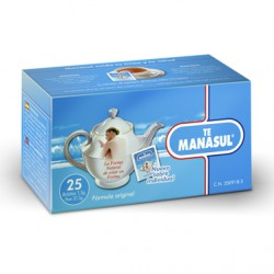 Manasul tea 25 sachets