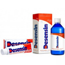 Desensin Plus Pack Pasta 125 ML + Colutorio 500 ML