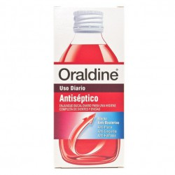 Rince-bouche quotidien antiseptique à l'oraldine, 200 ml