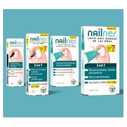 Nailner Pincel contra los hongos de las uñas