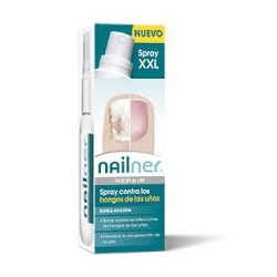 Nailner brush against nail fungus