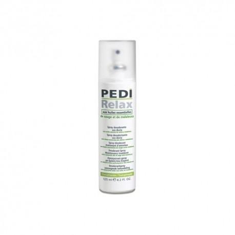 Pedi Relax Spray Aatitranspirante pies 125 ML