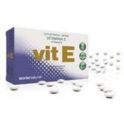 Vitamina E 48comp. SORIA NATURAL