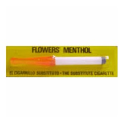 Flower Menthol Cigarette 2 pieces.