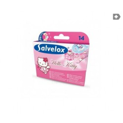 Salvelox Hello Kitty apósitos adhesivos 14uds