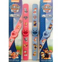 Paw Patrol Bracelet Citronella 1 blue BRACELET + two spare parts