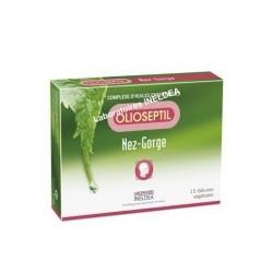 Olioseptil nez-gorge