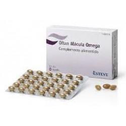 Oftan Macula Omega - (90 CAPS)