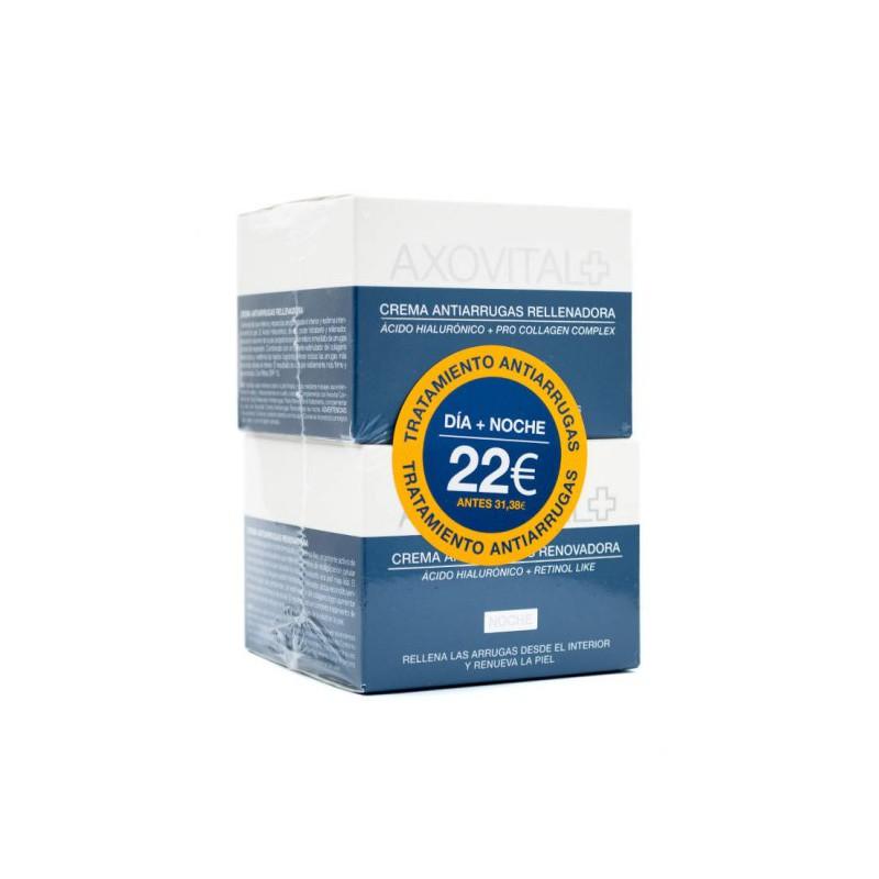 4f28c18e9 Crema Día Antiarrugas Rellenadora SPF15 50ml   Parafarmacia Online