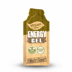 Vegan Energy Gel ritarda l'affaticamento muscolare