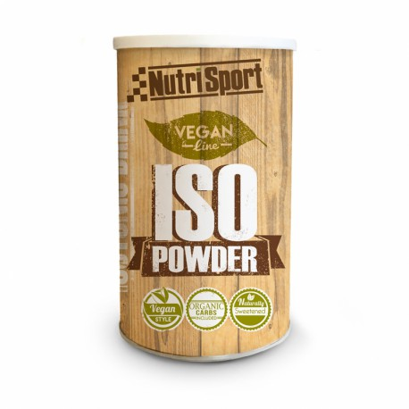 Vegan Iso Powder