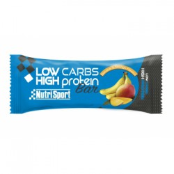 Barritas Low Carbs High Protein Banana Mango