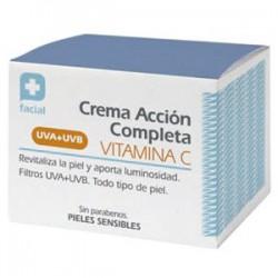 PARABOTICA Crème Action Complète avec Vitamine C 50 ml.