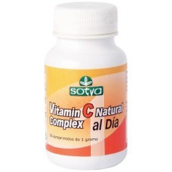 Natural Vitamin C Complex. Sotya.
