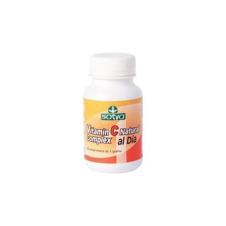 Vitamina C Complex Natural. SOTYA.