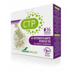 Perfect Detoxifying CTP. Soria Natural.