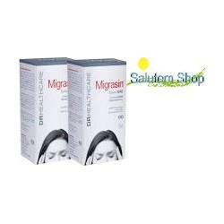 Duplo Migrasin 60 capsules . Enzyme DAO . Dr. Healthcare.