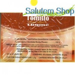 Infusion de Tomillo 20 Ud