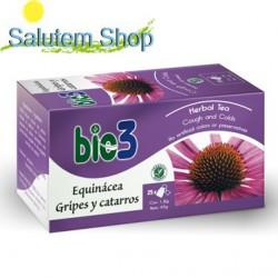 Echinacea. Raffreddori e influenze Bie3