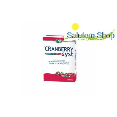 Cranberry Cyst ·· 30 comprimidos ESI