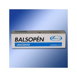 Balsopen Ointment. Soria Natural