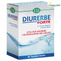 Diurerbe forte 40 diuretic and draining tablets