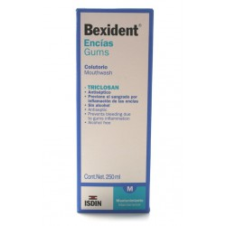 Gums Bexident Triclosan Mundwasser 250ml