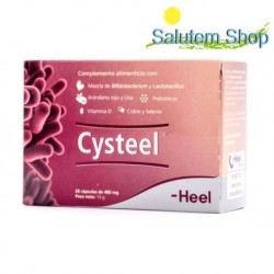 Cysteel 28 caps protects your urinary system