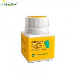 Graviola 1000 mg 60 cápsulas